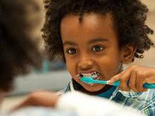 Very small children can benefit from dental check-ups. Kids Dental. German Dentist Marbella, San Pedro