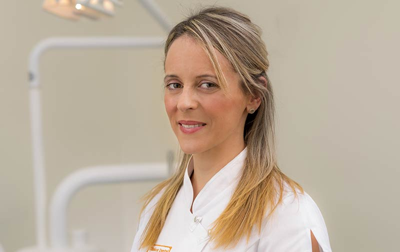 Anabel, Dental Hygienist and Assistant. German Dentist Clinic Marbella, San Pedro