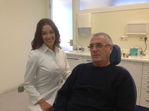 What our patients say. Doctor Nadine Hotz German Dentist Marbella, San Pedro